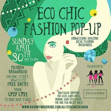 eco chic event