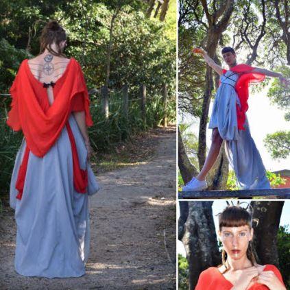 Kate Bush dress